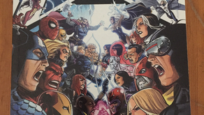 Comic Book Review: Avengers vs X-Men (Spoilers)