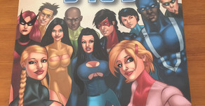Comic Book Review: Hero 9 to 5