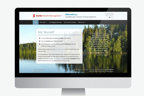 McDowell Group Website