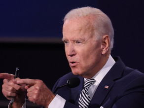 Expert Reveals What Joe Biden's Body Language At The First Presidential Debate Really Means