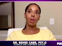 Race to Equality: Doctor Renee Carr discusses a survey of racist symptoms