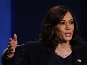 Expert Reveals What Kamala Harris' Body Language At The VP Debate Really Means