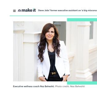 Naz Beheshti CBNBC Make It