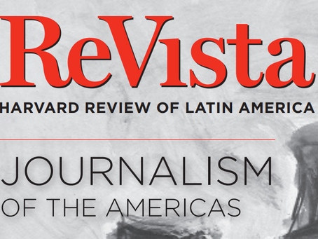 reVista - Harvard Review of Latin America