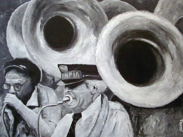 Jazz funeral 1