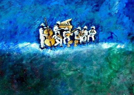 Jazz band 5
