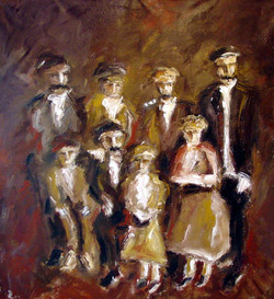 The Trotti (my immigrant family)