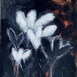 Flowers B&W 41