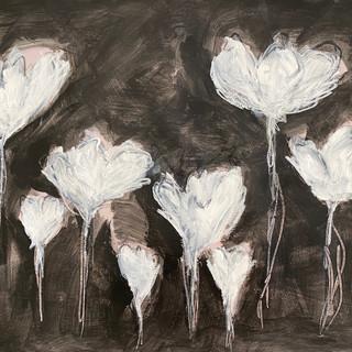 Flowers B&W 33