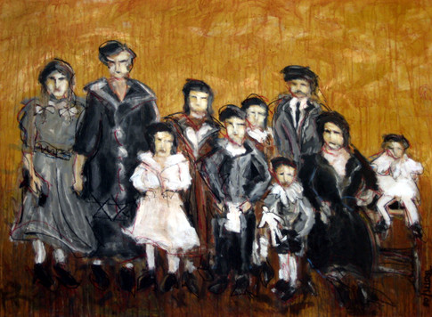 A family of immigrants