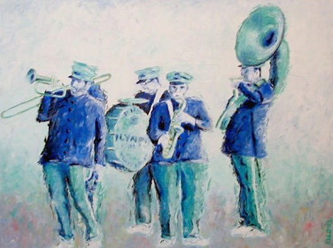 Jazz funeral 2