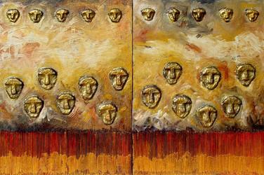 Mayan doors