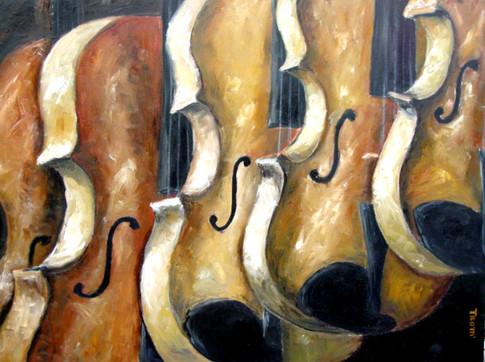 Jazz violins