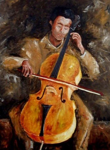 Jazz cello