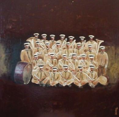 Jazz military band