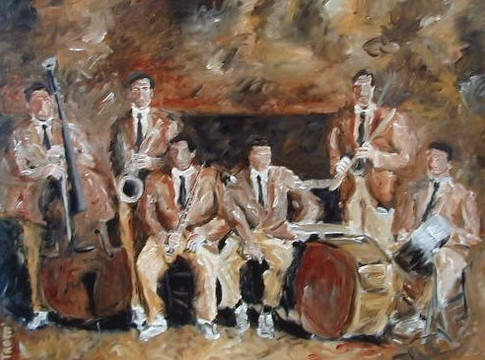 Classical jazz band
