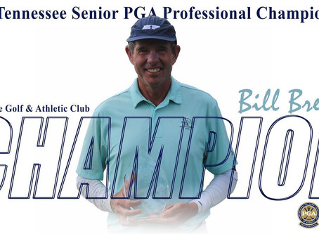 Breen Wins TN Sr. Professional Championship