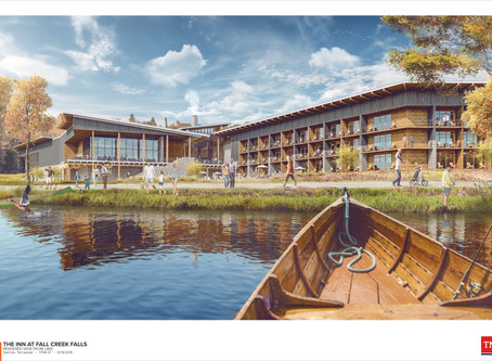 Major Renovations and New Lodges Slated for 2020