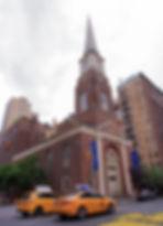 ユニタリアン 大聖堂 ニューヨーク