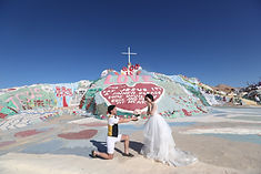 Salvation Mountain & LA Tour 10.16.2017