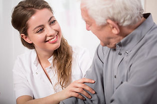 Home health care, caregivers providing h