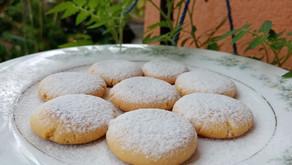 3 Ingredient Butter Cookies! My favorite Recipe