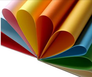 colored cardboard bristolboard