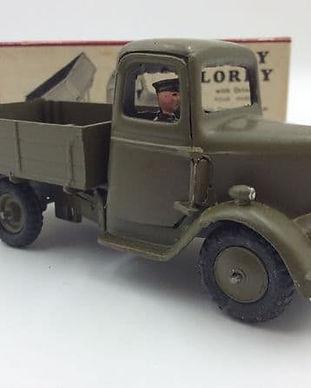 william-britain-vintage-metal-army-lorry