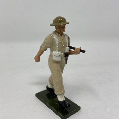 Fig 127 - Scots Guards Officer, Tin Helmet