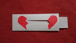 How to Make a Heart Slider Card