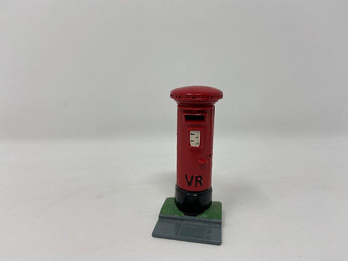 Fig 15 - Victorian Post Box
