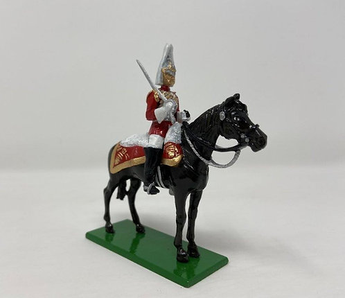 Fig 148 - Lifeguard Officer, Mounted