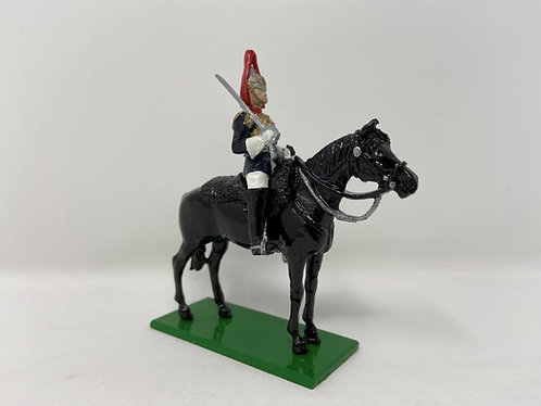 Fig 156 - Blues and Royals NCO, Mounted
