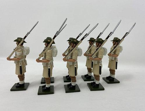 Set 133 - Australian Troops, Desert Campaign
