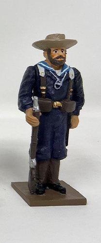 Fig 240 - Individual Naval Figure, Mid-late 1800s