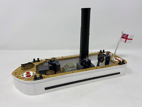 BY09a - Naval Cargo Boat