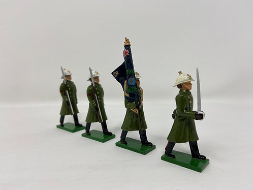 Set 42a - Royal Marines Colour Escort