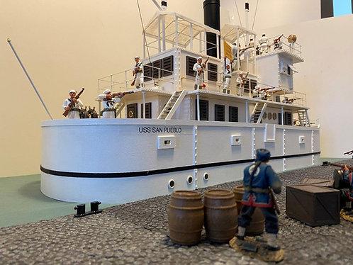BY10 - USS San Pueblo