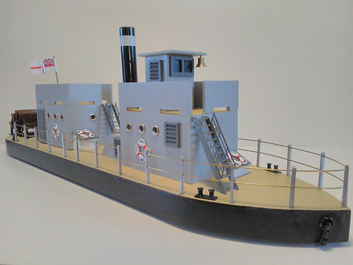 BY06 - Military Transport Boat