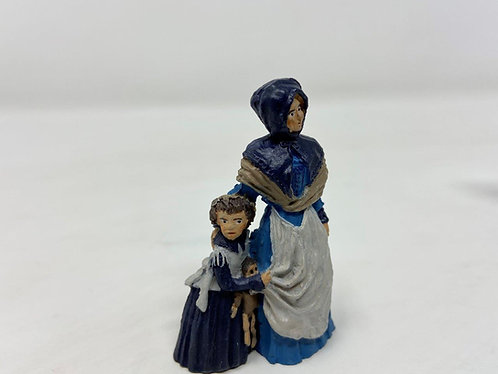 Fig 242d - Sailor's Wife and Child