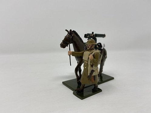 Set 227 - Mule Bearing Machine Gun