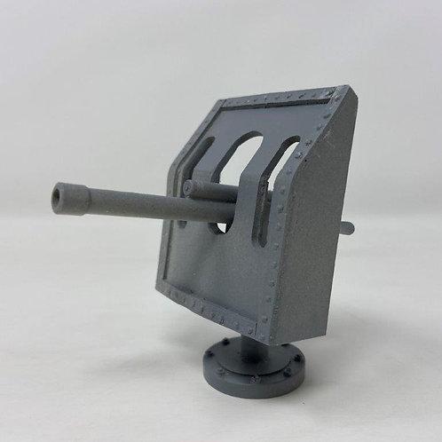 BYA37 - Early 1900's Deck Gun
