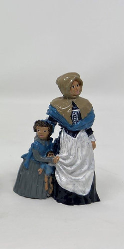 Fig 237d - Sailor's Wife and Child