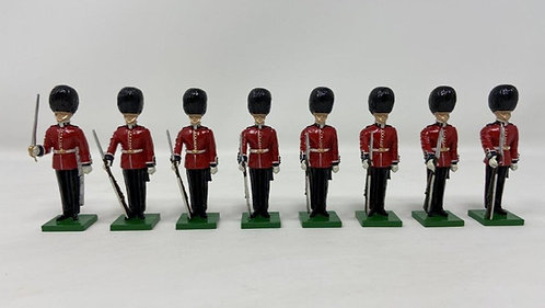 Set 5 - Scots Guards, Rifles to Ground