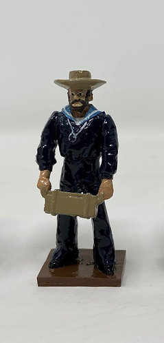 Fig 237b - Sailor with Ammo Box