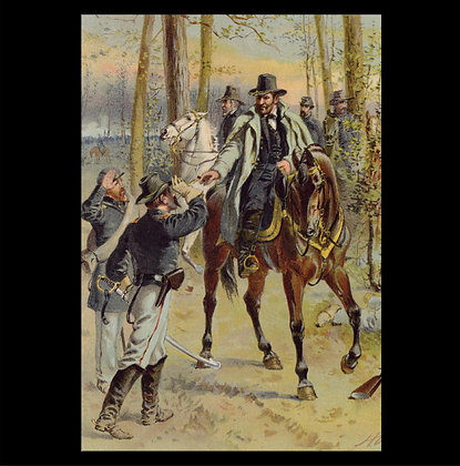 American Civil War Greeting Cards Set 2