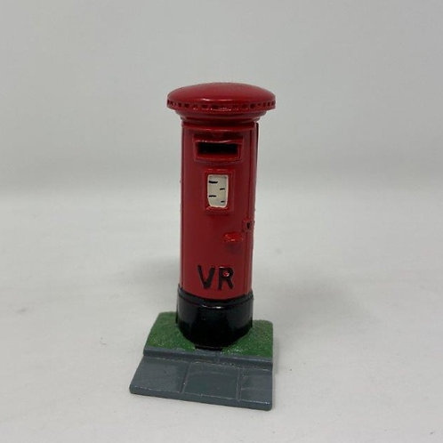 Fig 15 - Victorian Post Box