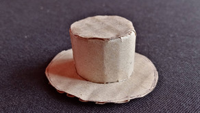 How To Make A Small Top Hat; Miniature Crafts