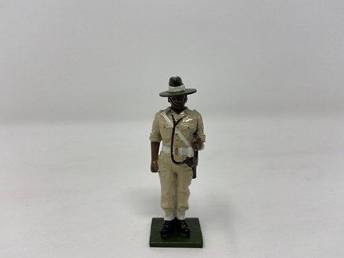 Fig 138 - Gurkha Officer