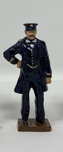 Fig 236d - Captain Naval Figure, Mid-late 1800s